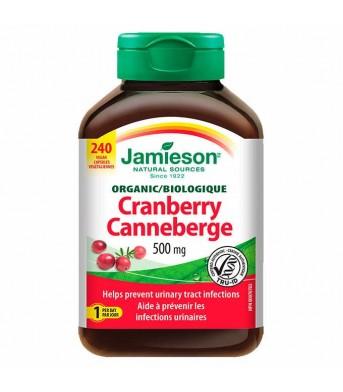 Jamison/健美生 蔓越莓胶囊 240粒/瓶