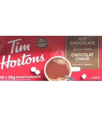 Timhorton 热巧克力 30*28g