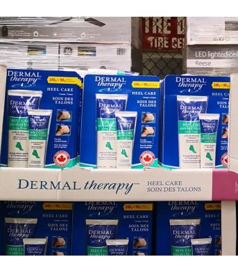 Dermal Therapy 足裂膏 240g+90g  修复脚后跟