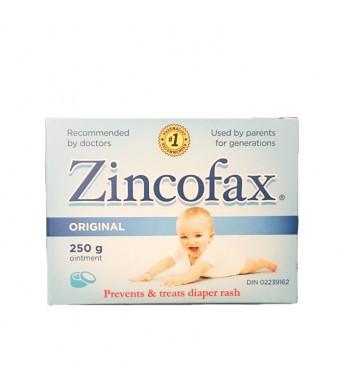 Zincofax 婴儿护臀霜250g/瓶  护臀膏婴儿屁屁霜新生儿护臀霜