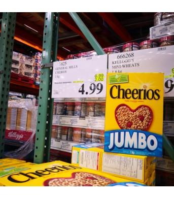Cheerios 甜圈麦片