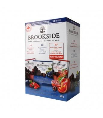 Brookside贝客诗 盒装蓝莓巧克力豆800g/盒  蓝莓夹心黑巧克力糖