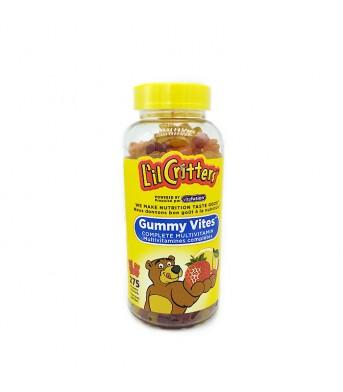 L'ilCritters 儿童多维 小熊糖275粒/瓶  软糖