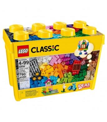 LEGO乐高 益智积木 790片