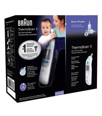 Braun博朗 儿童宝宝红外电子体温计IRT6520  耳温仪