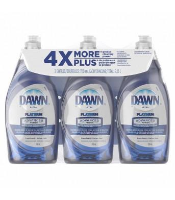 Dawn 厨房清洁用品 709ml*3